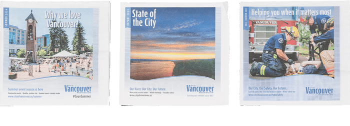 City of Vancouver Quarterly